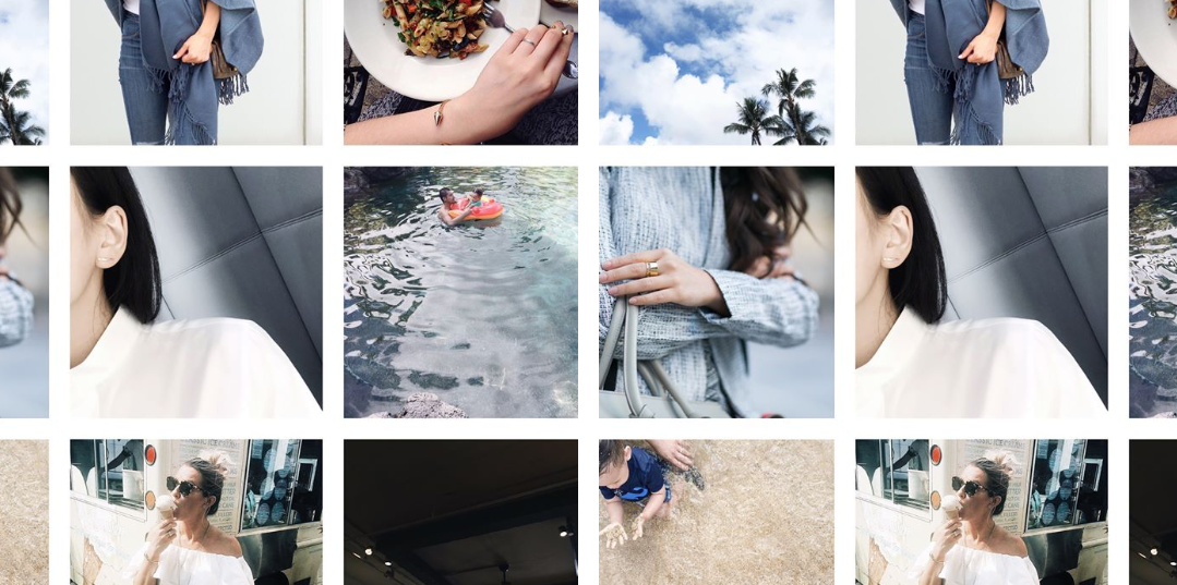 How to create an appealing Instagram flow and why it's important