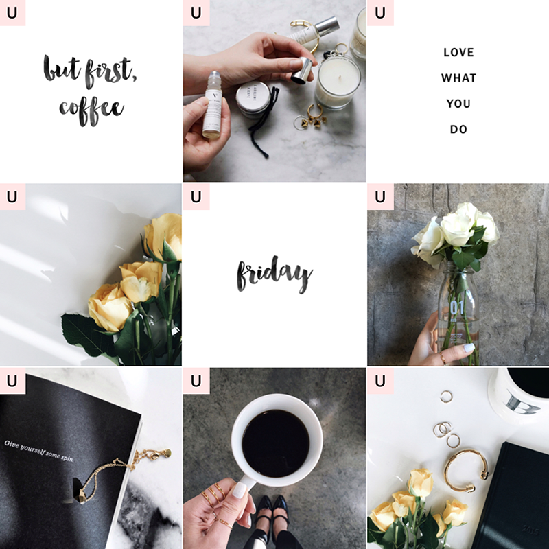 How to plan, curate, and use quotes on Instagram with Planoly splitter feature