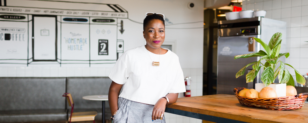 Planoleader: Nicole Williams of Made Real Vodka