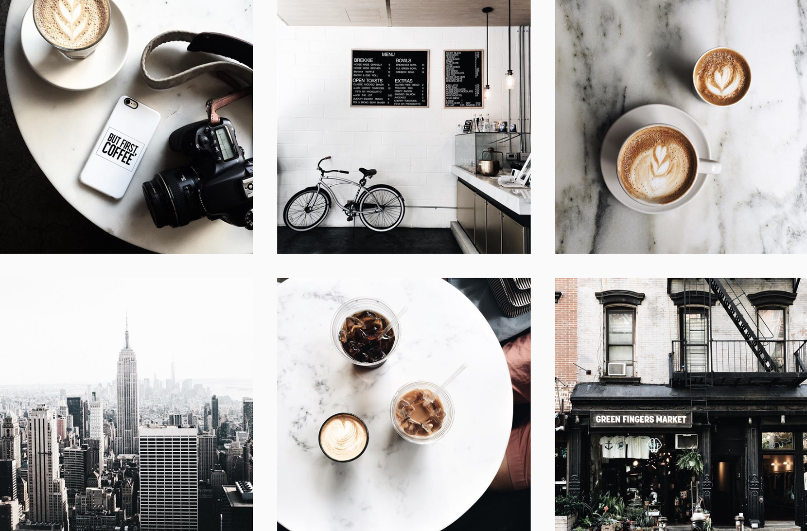 National Coffee Day - Planoly Blog - MELODY JOY MUNN