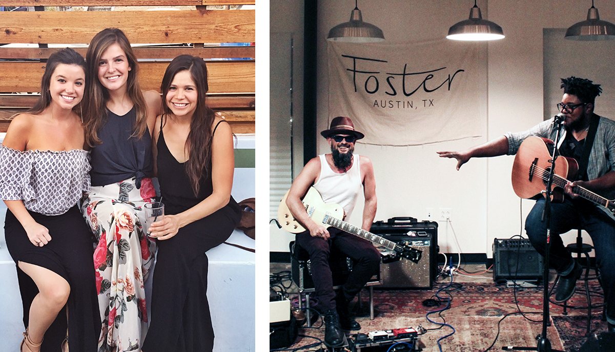 Meet The Creators - Foster ATX - Planoly Blog 2