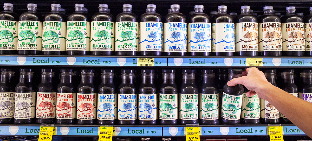 Chameleon Cold-Brew - Planoly Blog - Interview - Wholefoods