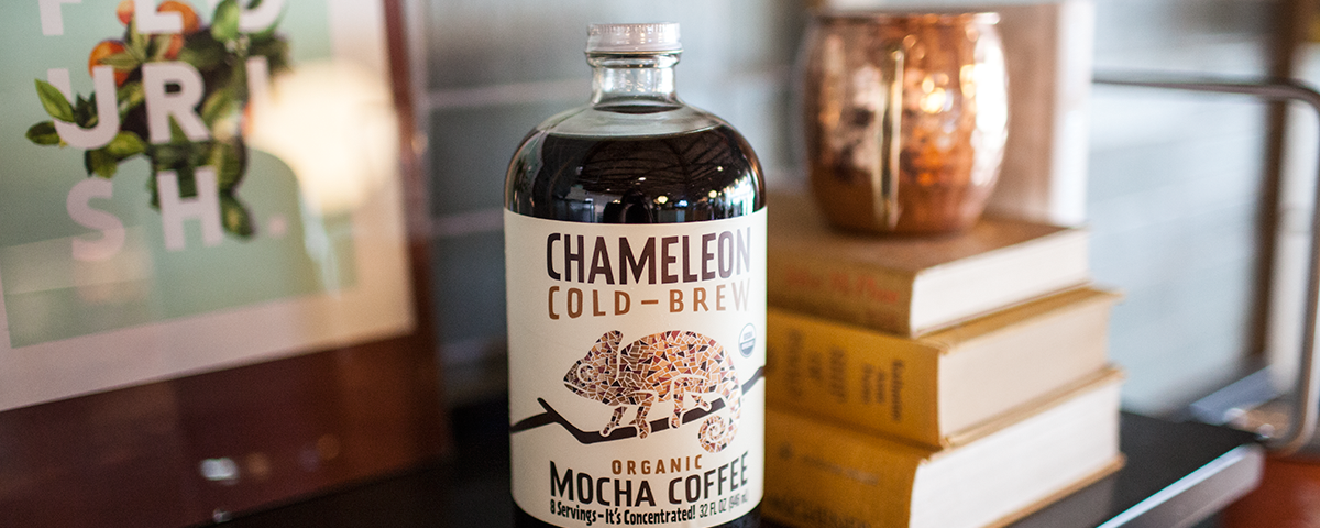 The Buzz on Chameleon Cold-Brew with Rachel Kusin