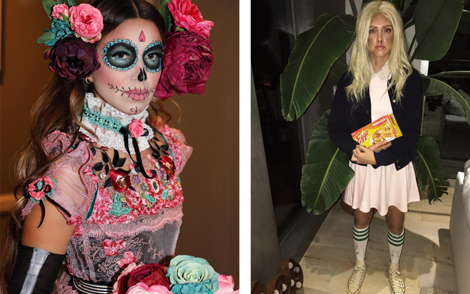 Top 10 Favorite Halloween Costumes of 2016 - Planoly Blog - lilylove213 chiaraferragni