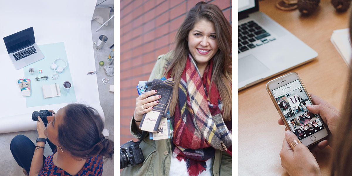 How to Brand and Instagram According to Sock Club - Planoly Blog 3