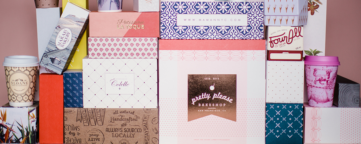 How to Brand Your Business with Georgette Packaging