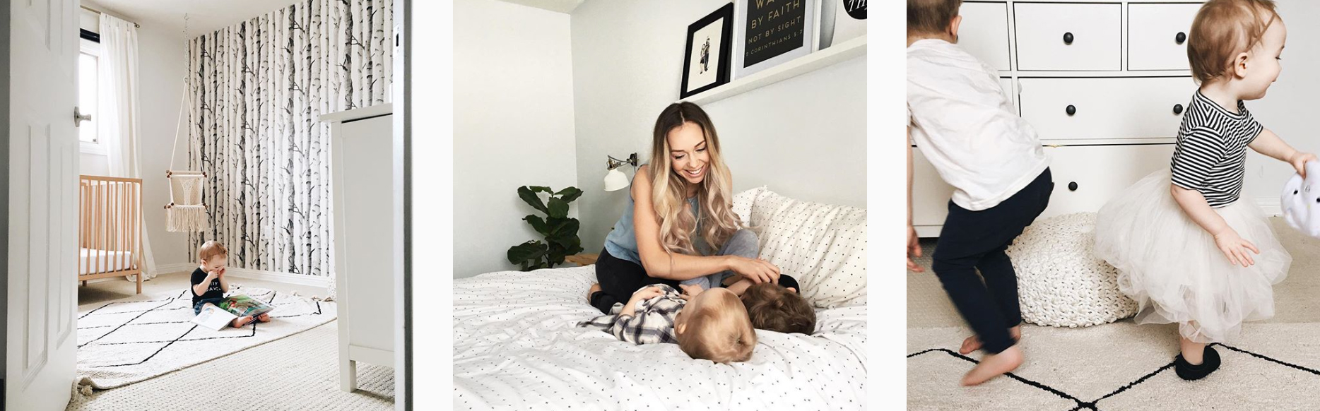 5 Cool Moms to Follow on Instagram - Planoly Blog - Mother's Day - Britt Havens