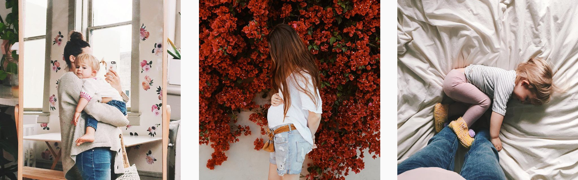 5 Cool Moms to Follow on Instagram - Planoly Blog - Mother's Day - Tegan Klenner