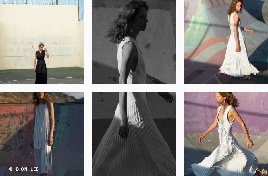 How to Split Your Instagram Grid Beautifully - Planoly Blog - dionlee