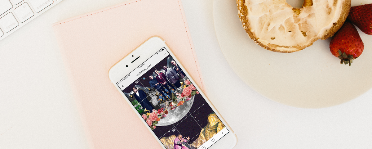 How to Split Your Instagram Grid Beautifully - Planoly