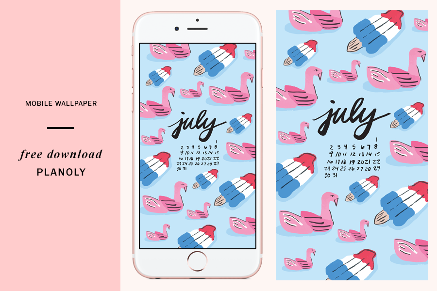 July 2017 Content Calendar - Planoly Blog - Free Mobile Wallpaper