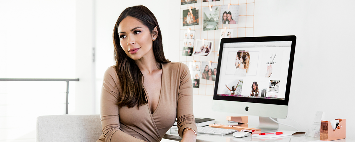 Defining Beauty with Marianna Hewitt