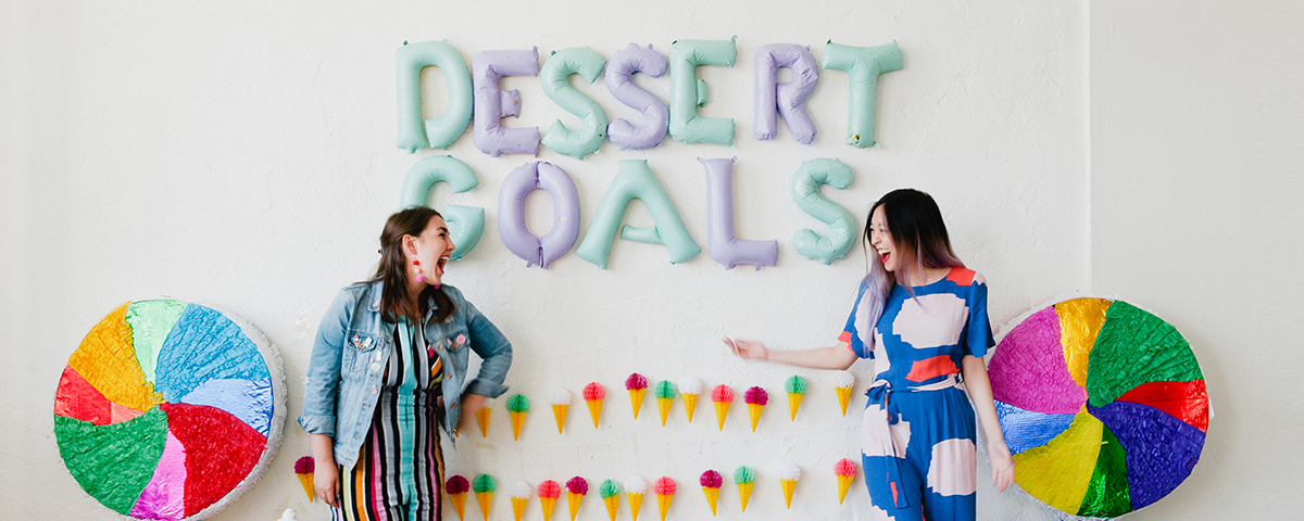 Meet the Creators: Dessert Goals