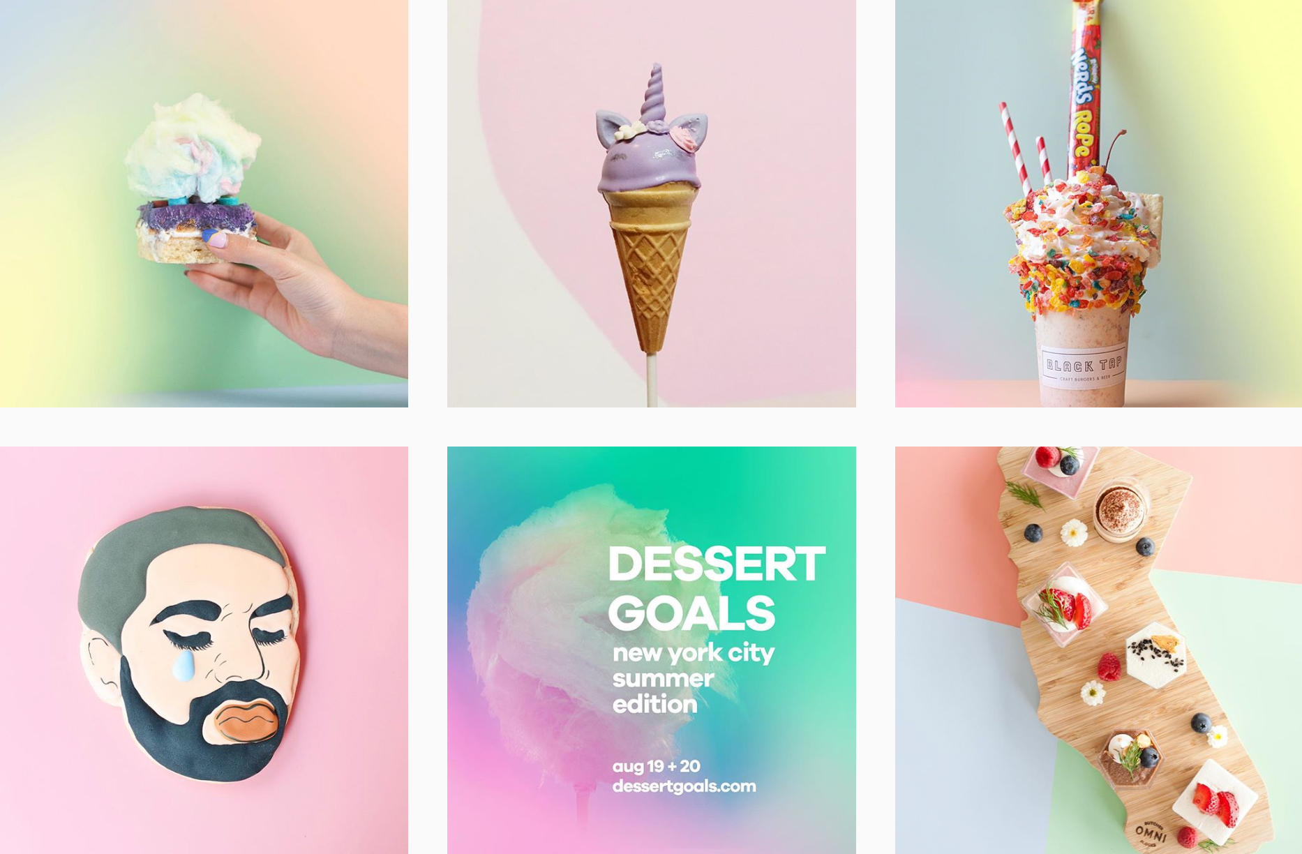Meet the Creators: Dessert Goals - Planoly Blog 5