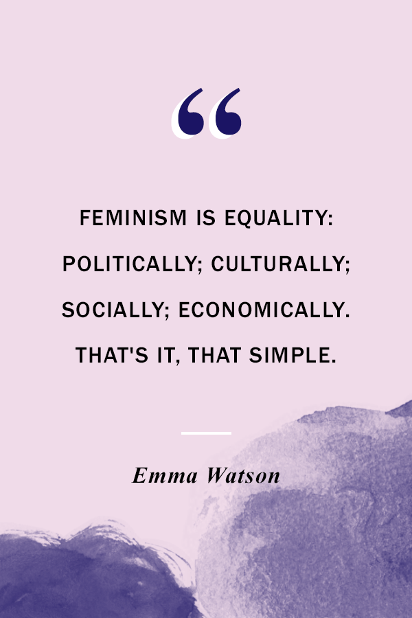 Women's Equality Day - Planoly Blog - Emma Watson