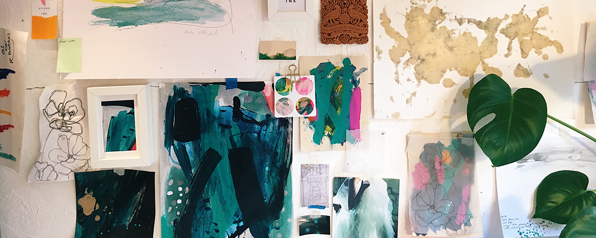 How to Share Art on Instagram: Kia of Sticks & Ink