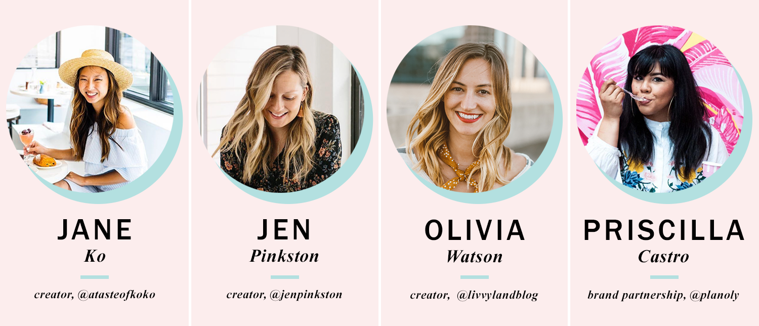 General Assembly panel - Planoly Blog - Speakers