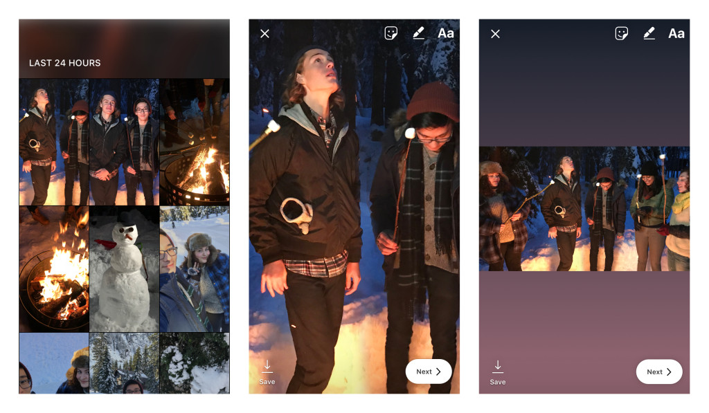 New Instagram Features Text Mode Animated GIF Stickers - Planoly - 3