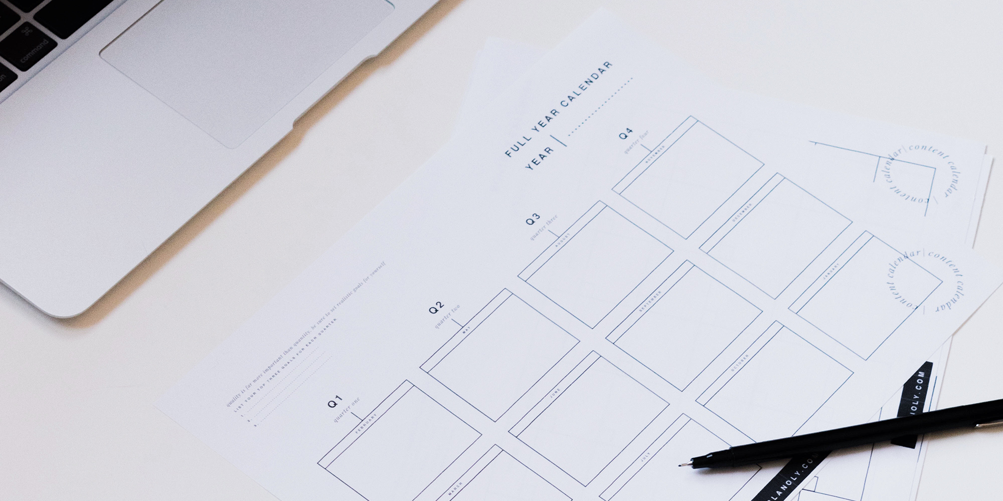 How to Create a Content Calendar - Planoly - 5