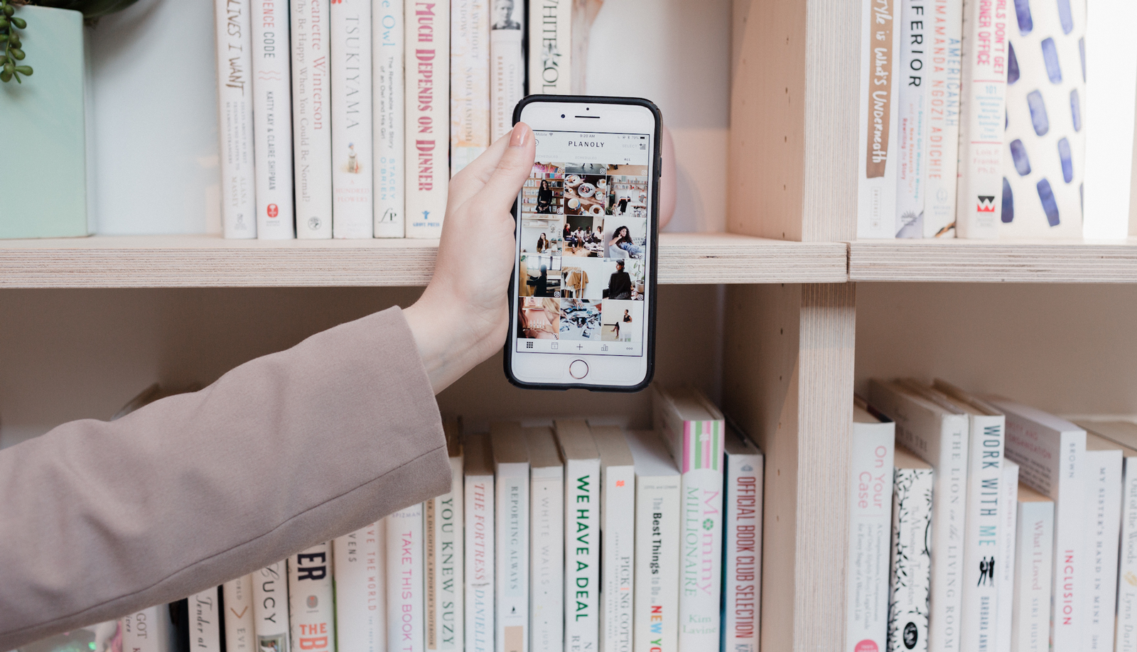 How to Strategize Your Overall Grid on Instagram