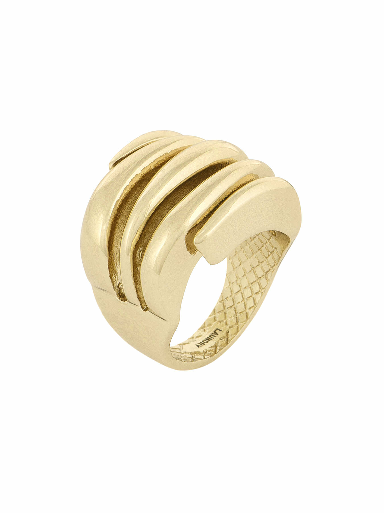 Laundry by Shelli Segal Sculptural Ring