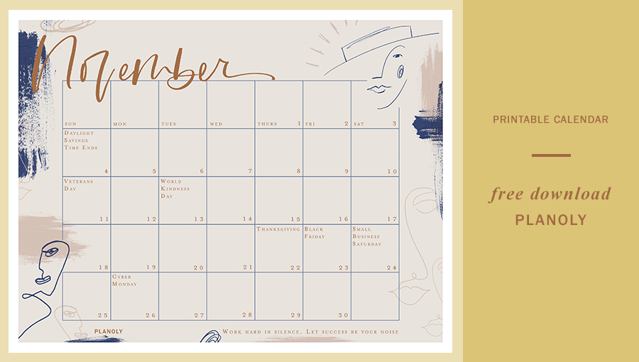 coziest november yet with our new content calendar and mobile wallpaper tweet this