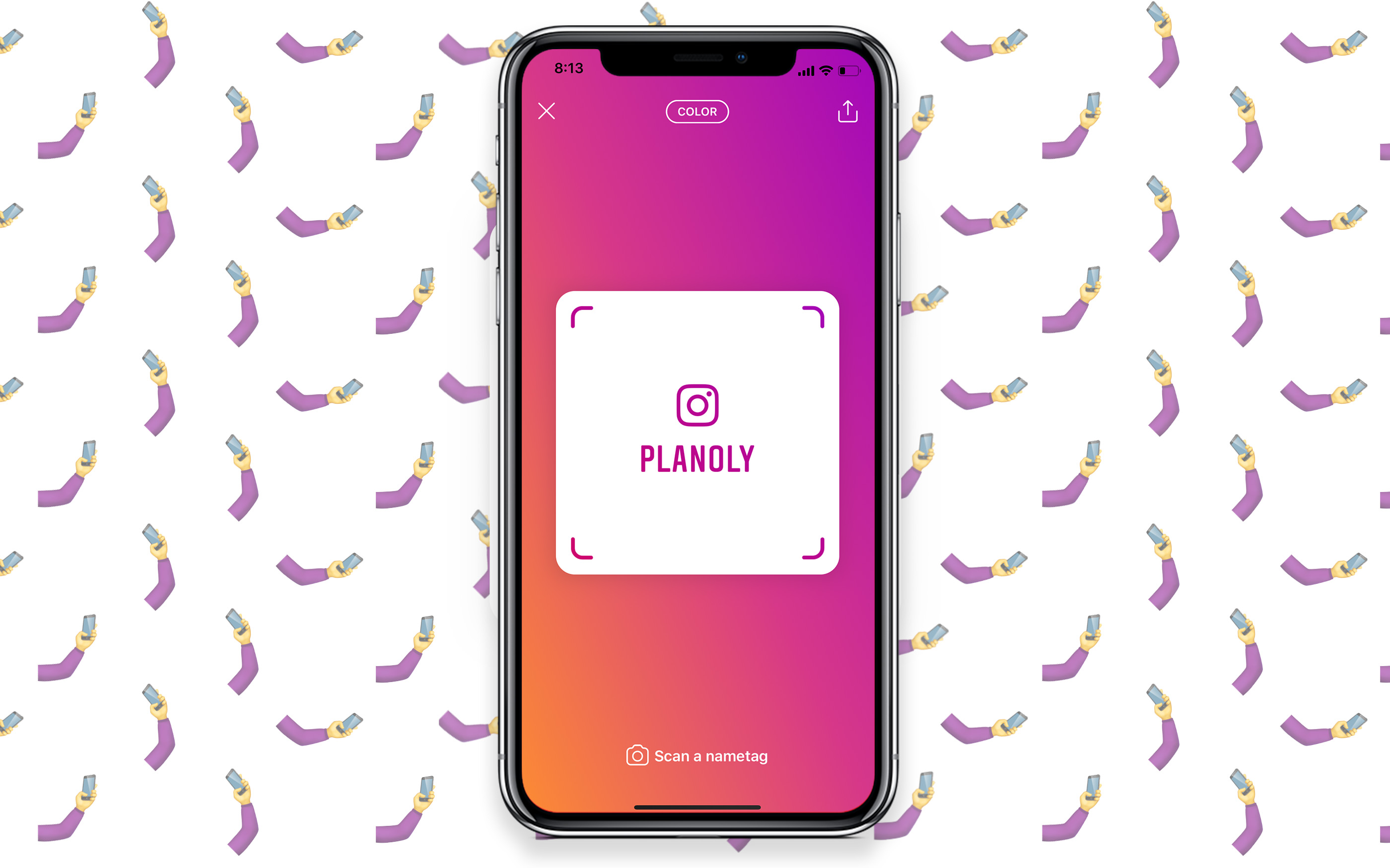 How to Use Instagram's New Nametag Feature