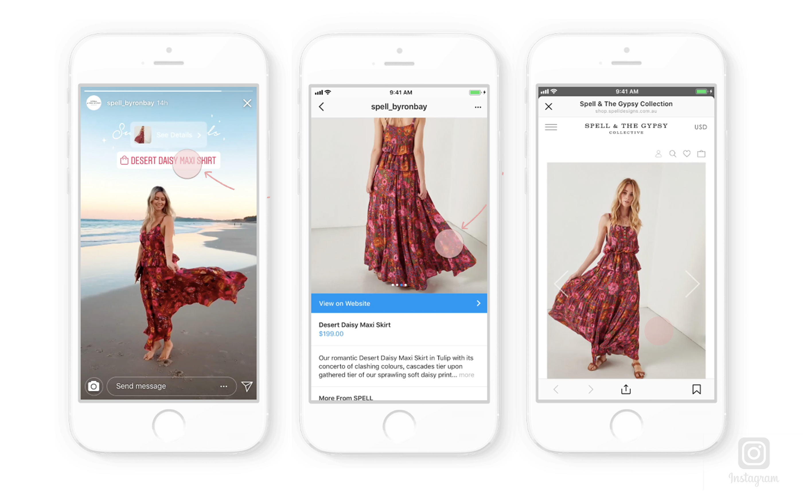 How to Use the New Shopping Feature in Instagram Stories - planoly - 1