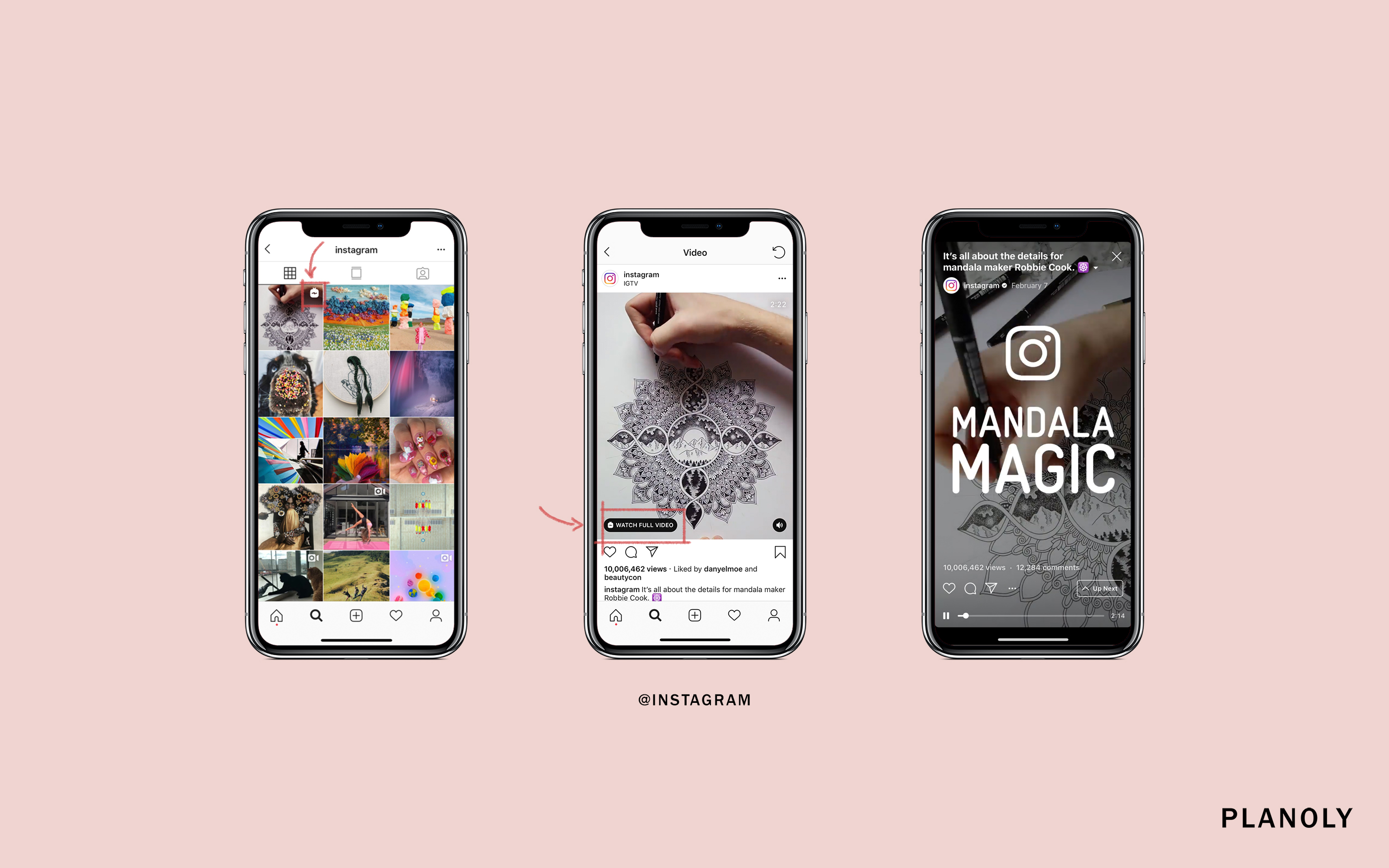 How to Post IGTV Videos on Your Feed - Planoly