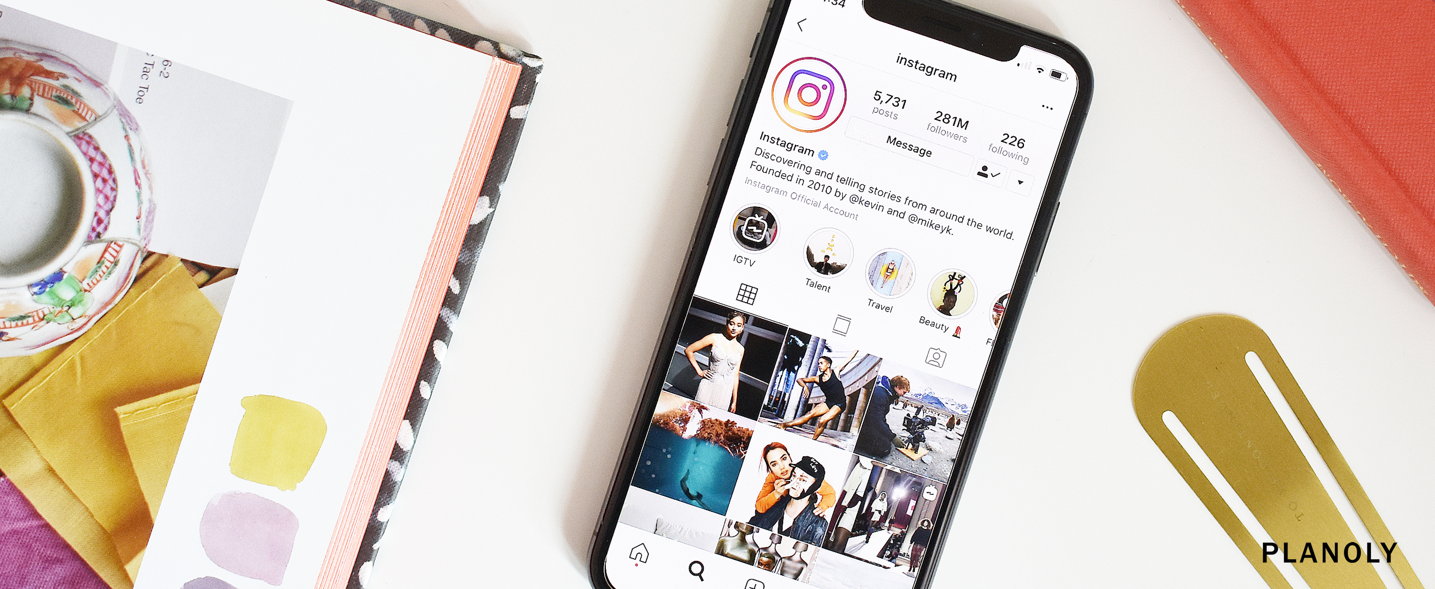 PlanoLinks: Pinstagram, IGTV News, and Infographics
