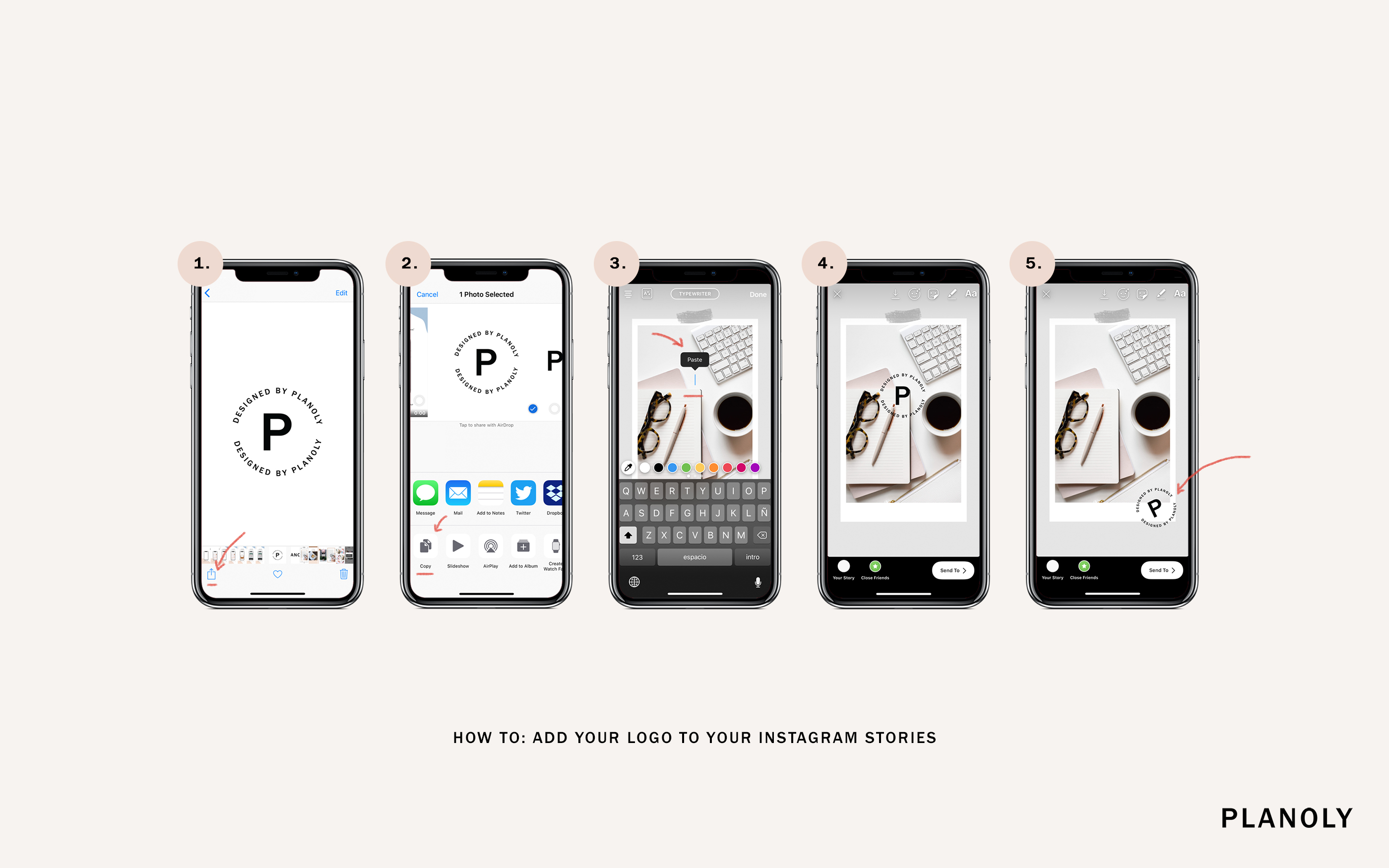 How To Add Your Logo To Your Instagram Stories - Planoly