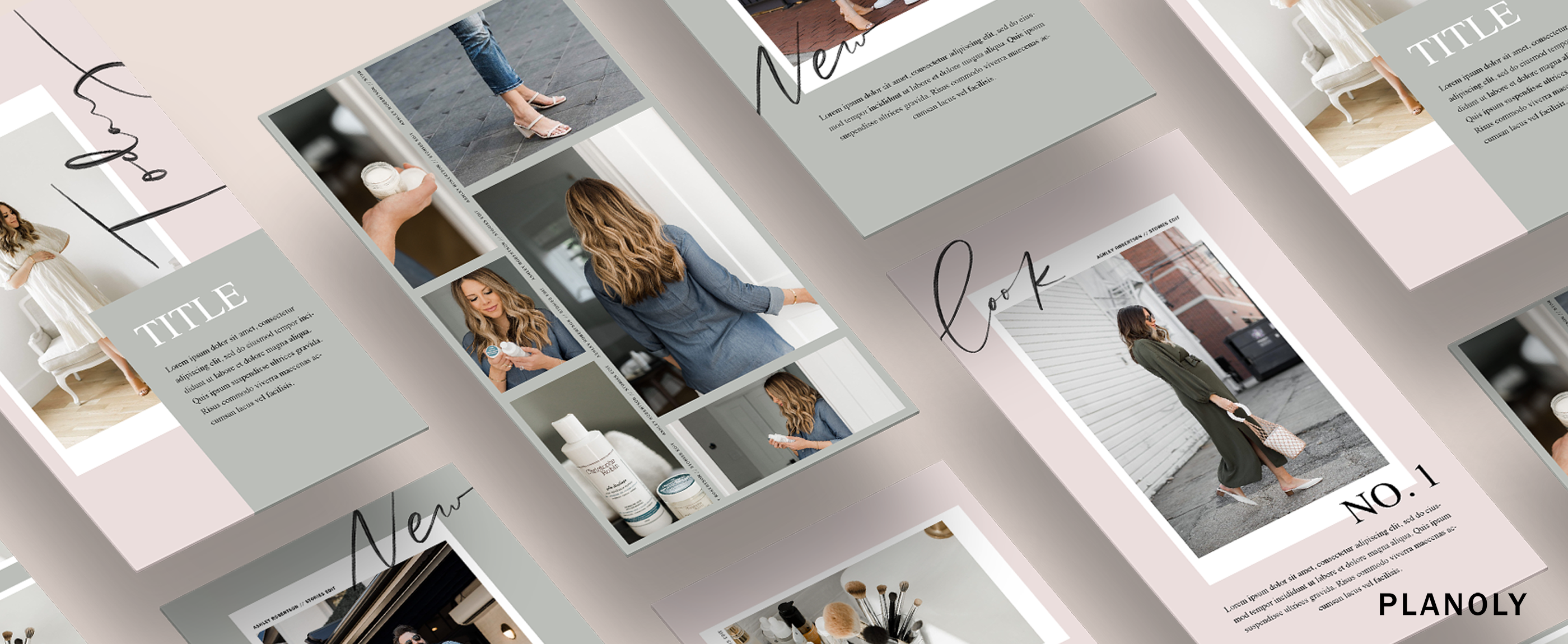 Ashley Robertson x StoriesEdit Template Collection