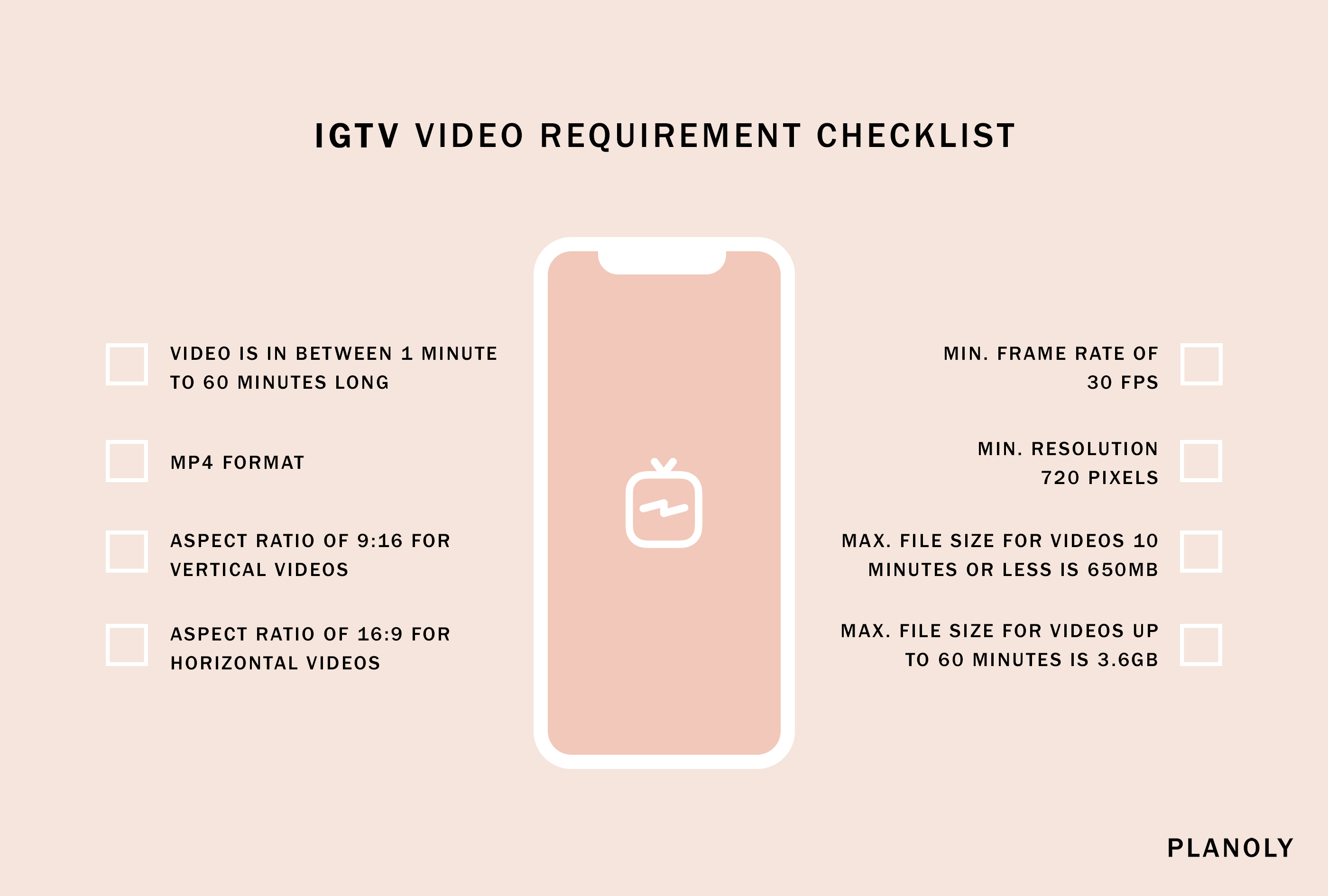 A Complete Guide to IGTV - Planoly