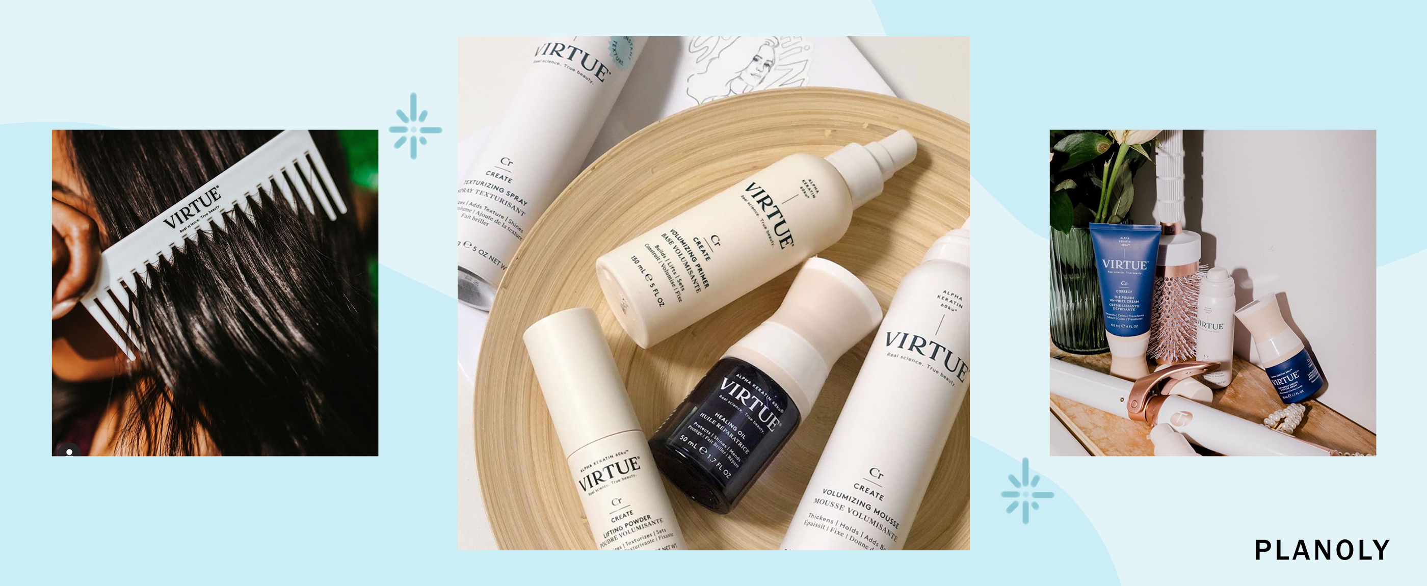 "How Virtue Uses Social Media to Prove It's ""Not Just Another Haircare Brand"""