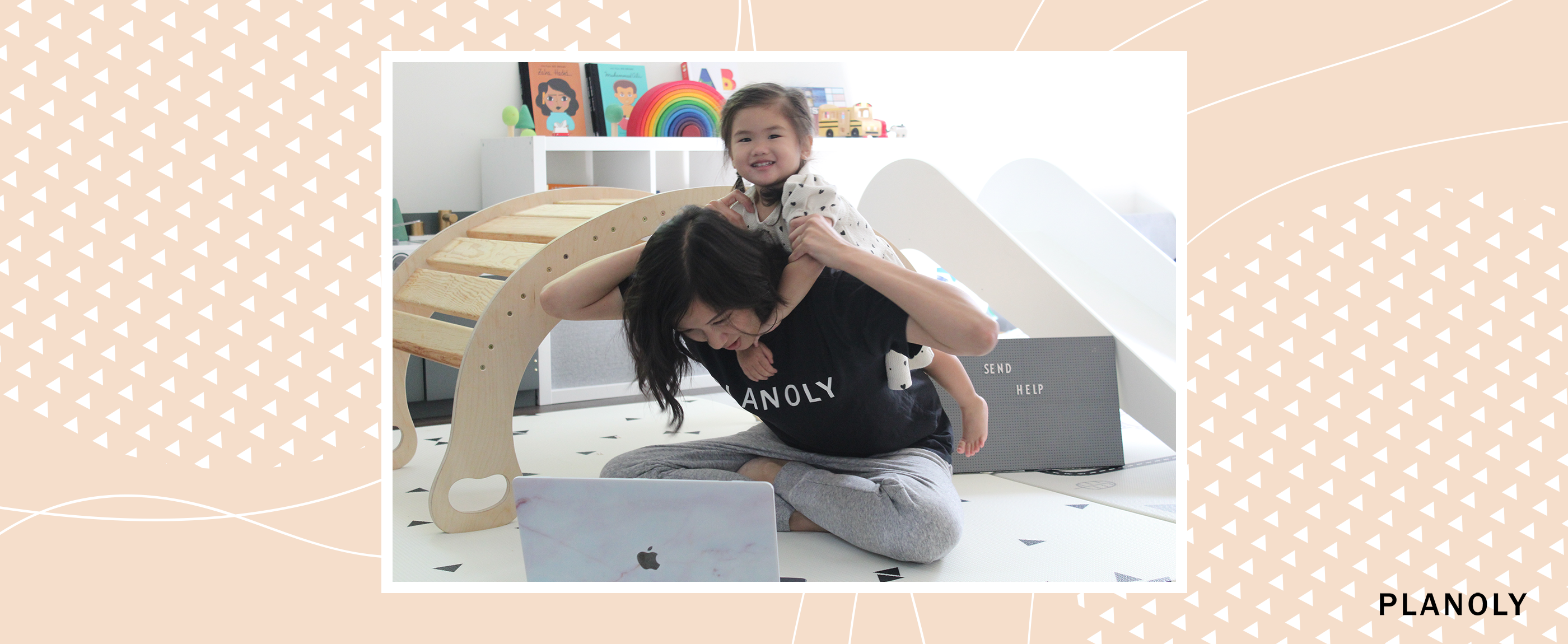 "A Candid Conversation on Parenting, Finding ""Me Time,"" and Work-Life Balance with PLANOLY Founder Brandy Pham"